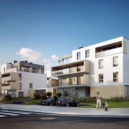Mieszkanie w inwestycji Apartamenty Marymont, symbol AM-F2.E.01.02