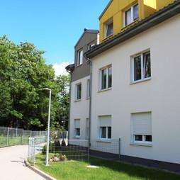 Budynek mieszkalny wielorodzinny przy ul. Swojczyckiej 116a we Wrocławiu , Wrocław Śródmieście