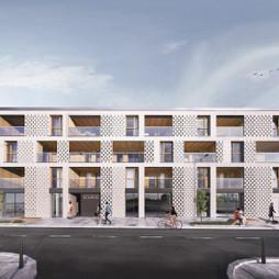 Mieszkanie w inwestycji Kącik 10 Apartamenty przy Wiśle, symbol 50
