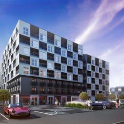 Mieszkanie w inwestycji Kwadrat, symbol B.5E