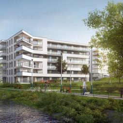 Mieszkanie w inwestycji Wielicka - Rydygiera 2 Etap, budynek II Etap, symbol 2