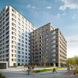 Nowe Centrum Południowe II Etap, Wrocław Krzyki