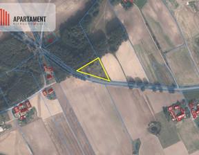 Działka na sprzedaż, Tucholski Lubiewo Minikowo, 95 000 zł, 2701 m2, 779922