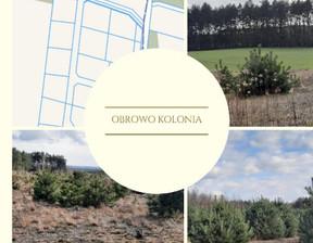 Działka na sprzedaż, Toruński Obrowo, 49 700 zł, 994 m2, MP738853