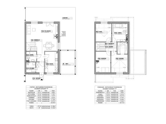 Dom w inwestycji Osiedle Dębowe etap VII, budynek Etap VII, symbol 8B » nportal.pl