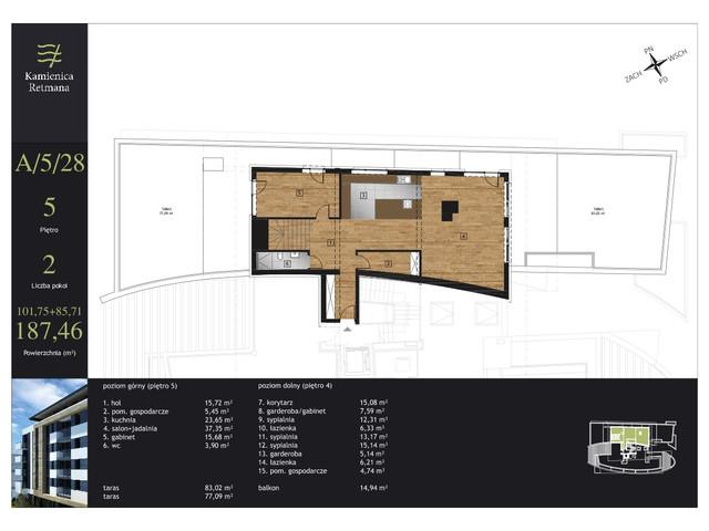 Mieszkanie w inwestycji Kamienica Retmana, symbol A.5.28 » nportal.pl