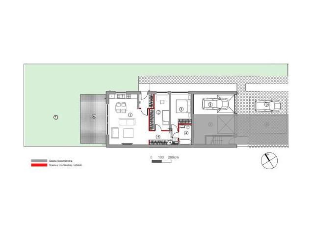 Mieszkanie w inwestycji Chmielowice Apartamenty, budynek Rubinowa, symbol 23-P1 » nportal.pl