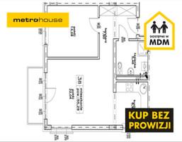 Mieszkanie na sprzedaż, Kołobrzeski Gościno Kwiatowa, 182 126 zł, 55,29 m2, DAJA323