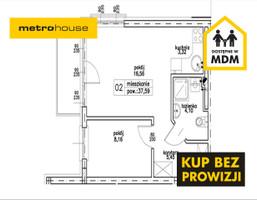 Mieszkanie na sprzedaż, Kołobrzeski Gościno Kwiatowa, 123 972 zł, 37,59 m2, PALY547
