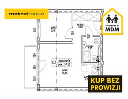 Mieszkanie na sprzedaż, Kołobrzeski Gościno Kwiatowa, 122 135 zł, 37,58 m2, JESI834