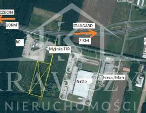 Działka na sprzedaż, Szczecin M. Szczecin Osiedle Słoneczne, 899 000 zł, 10 000 m2, KNG-GS-9622