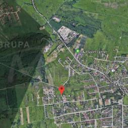 Działka na sprzedaż, Kraków Podgórze Skotniki Winnicka, 310 000 zł, 700 m2, 50856