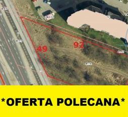 Działka na sprzedaż, Białystok Bacieczki, 1 217 000 zł, 2617 m2, 8/5687/OGS