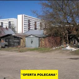 Działka na sprzedaż, Białystok Piaski, 97 000 zł, 171 m2, 7/5687/OGS