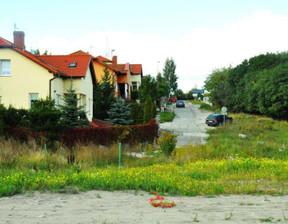Działka na sprzedaż, Gdański M.gdańsk Gdańsk Zabornia CZEREŚNIOWA, 355 996 zł, 792 m2, NE03356