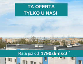 Mieszkanie na sprzedaż, Gdańsk Suchanino gen. Henryka Kamieńskiego, 419 000 zł, 56,71 m2, 59