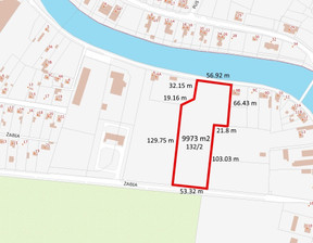 Działka na sprzedaż, Gdańsk Orunia-Św. Wojciech-Lipce Orunia Przybrzeżna, 4 088 930 zł, 9973 m2, 1100
