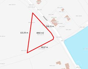 Działka na sprzedaż, Gdańsk Kokoszki Stokłosy, 1 694 700 zł, 4842 m2, 104
