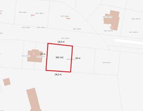 Działka na sprzedaż, Gdańsk Matarnia Klukowo Synów Pułku, 330 500 zł, 661 m2, 78945656
