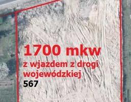 Działka na sprzedaż, Płocki Radzanowo Nowe Boryszewo, 230 000 zł, 1700 m2, 98/630/OGS