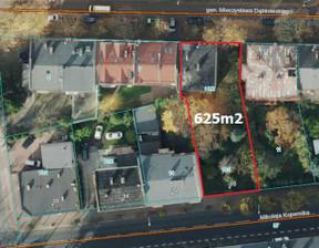Budowlany na sprzedaż, Częstochowa Śródmieście Dąbkowskiego, 1 000 000 zł, 625 m2, 16348099-3