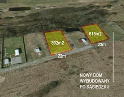 Działka na sprzedaż, Częstochowa Gnaszyn-Kawodrza Lakowa, 105 000 zł, 892 m2, 16347814-4