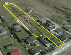 Budowlany na sprzedaż, Częstochowa Północ Makuszyńskiego 126a, 595 000 zł, 4686 m2, 16348025-3