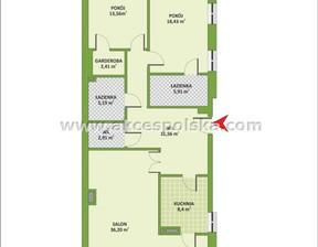 Mieszkanie na sprzedaż, Warszawa M. Warszawa Wilanów Powsinek, 840 180 zł, 127,3 m2, MS-147806-1