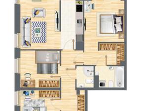 Mieszkanie w inwestycji Słowackiego 77, budynek 2, symbol 2_13