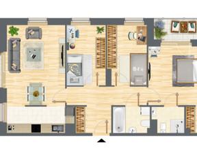 Mieszkanie w inwestycji Słowackiego 77, budynek 2, symbol 2_39