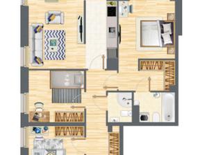 Mieszkanie w inwestycji Słowackiego 77, budynek 2, symbol 2_9