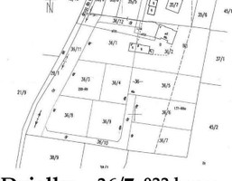 Działka na sprzedaż, Lublin M. Lublin Szerokie, 345 750 zł, 922 m2, CLV-GS-1631