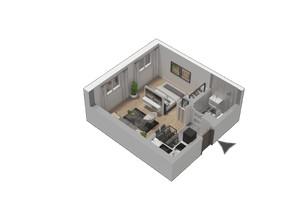Mieszkanie w inwestycji KW51, symbol M04