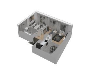 Mieszkanie w inwestycji KW51, symbol M39