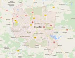 Działka na sprzedaż, Białystok Os. Sienkiewicza Proletariacka, 430 000 zł, 536 m2, 493/4158/OGS