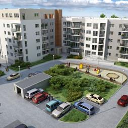 Mieszkanie w inwestycji Reduta Nowe Podolany, budynek Budynek 3, symbol 12C/5