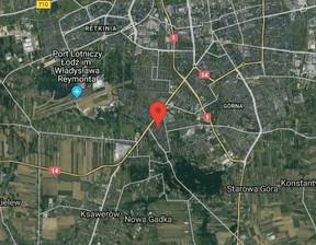 Działka na sprzedaż, Łódź Górna Ruda Zjednoczenia, 75 750 zł, 800 m2, 521