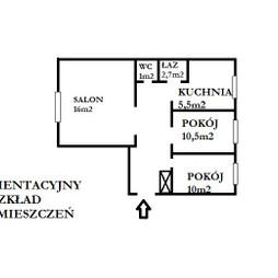 Mieszkanie na sprzedaż, Wrocław Stare Miasto Os. Stare Miasto Kościuszki okolice D.H. Renoma, 320 000 zł, 50 m2, 264