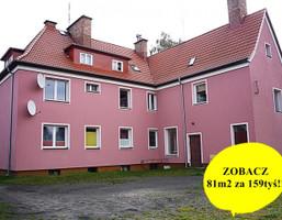 Mieszkanie na sprzedaż, Lęborski (pow.) Lębork Mściwoja, 159 000 zł, 80,8 m2, 9