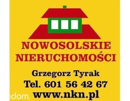 Działka na sprzedaż, Nowosolski (Pow.) Nowa Sól (Gm.) Przyborów, 89 000 zł, 3500 m2, przyb1