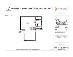 Lokal usługowy na sprzedaż, Warszawa Wola Odolany Jana Kazimierza, 658 979 zł, 62,45 m2, 50-1