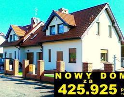 Dom na sprzedaż, Szczecin Gumieńce Wołczkowo Wołczkowo Owocowa , 425 925 zł, 112 m2, wolczkowotypAmierzyn