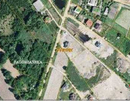 Działka na sprzedaż, Warszawski Warszawa Wawer Aleksandrów Zagórzańska, 469 000 zł, 1440 m2, 91460535