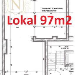 Komercyjne na sprzedaż, Kraków M. Kraków Podgórze Duchackie Kurdwanów Halszki, 699 000 zł, 97,2 m2, NES-LS-990