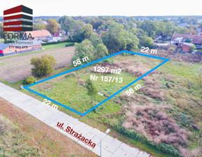 Budowlany na sprzedaż, Poznański (pow.) Suchy Las (gm.) Golęczewo Strażacka, 229 000 zł, 1297 m2, 207