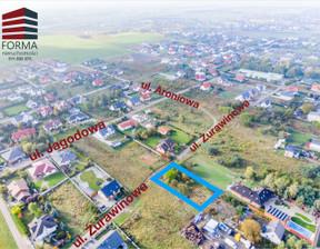 Działka na sprzedaż, Poznański Rokietnica Bytkowo żurawinowa, 149 000 zł, 962 m2, 218