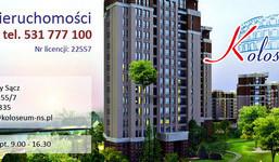 Mieszkanie na sprzedaż, Nowy Sącz Gorzków, 258 000 zł, 68 m2, 245-RE11-1165-62947