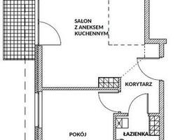 Mieszkanie na sprzedaż, Szczecin Bukowo, 274 900 zł, 66,82 m2, CIE22826