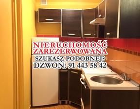 Kawalerka do wynajęcia, Szczecin Niebuszewo, 1300 zł, 28 m2, 47/4282/OMW
