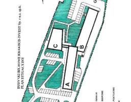 Komercyjne w inwestycji Budynki biurowe KRAKBUD, budynek Budynek B, symbol BI.p.